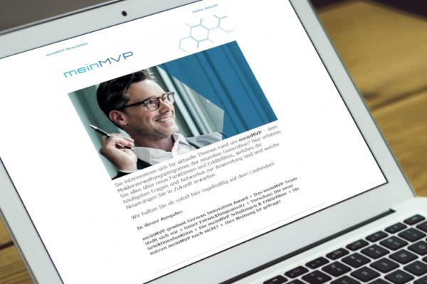 meinMVP Newsletter
